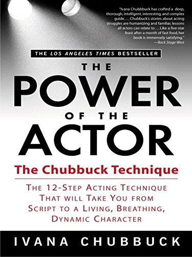 Books On Acting in Amazon Store - The Power of the Actor
