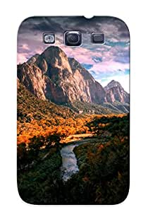 Exultantor Galaxy S3 Hard Case With Fashion *eky Design/ Fhobcc-110-anxggib Phone Case