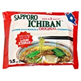 Sapporo Ichiban Ramen, Original, 3.5-Ounce Packages (Pack of 21)