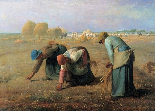 Tomax The Gleaners 1000 Piece Jean Francois Millet Jigsaw Puzzle