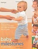 Baby Milestones, Carol Cooper, 0600613542