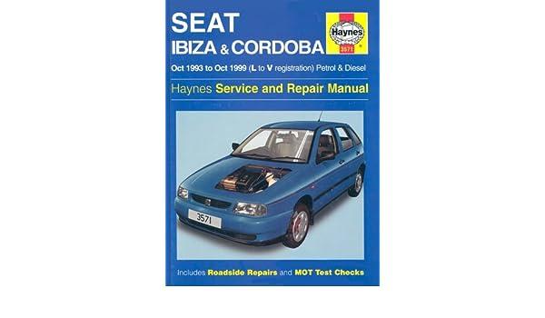 service english manual seat ibiza 1999 free owners manual u2022 rh wordworksbysea com Seat Ibiza 2000 Seat Ibiza 2014