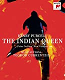 CURRENTZIS, TEODOR - PURCELL: THE INDIAN QUEEN [Blu-ray] [Import]