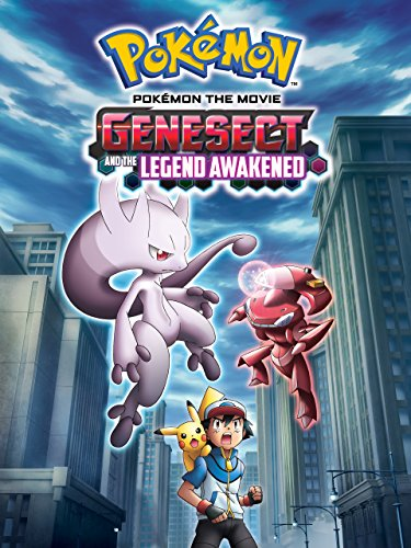 Pokémon the Movie: Genesect and the Legend Awakened by