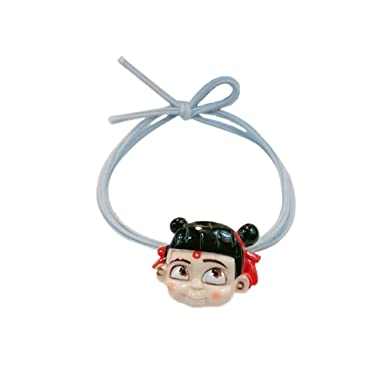 goneryisour - Corbata de pelo elástica para mujer, diseño de ...