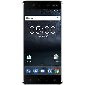 Amazon com: Nokia 2 - Android 7 0 Nougat - 8GB - Dual SIM Unlocked