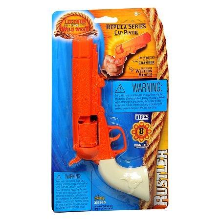 8 shot cap gun - 7
