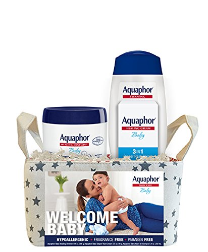 Baby Shower Gift Ideas: Aquaphor Welcome Baby Gift Set