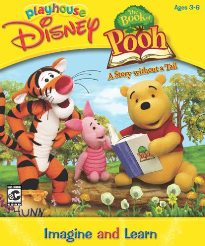 Book Pooh CD ROM Windows Linux product image
