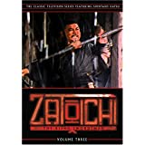 Zatoichi: TV Series, Volume Three