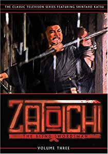 Zatoichi the Blind Swordsman, Vol. 3