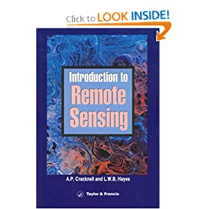 Introduction to Remote Sensing, Second Edition Arthur P. Cracknell