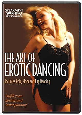 Erotic dancing dvd