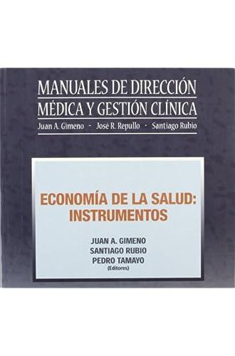 Economía De La Salud: Instrumentos
