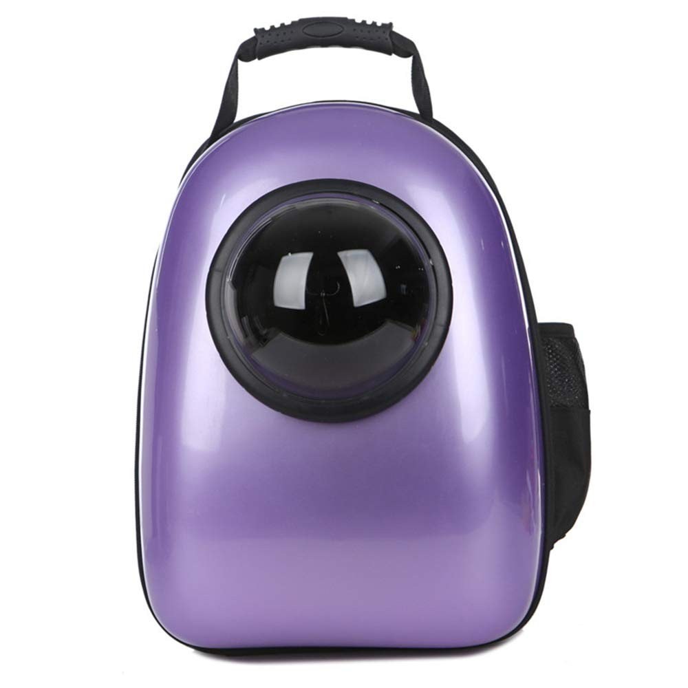 Purple Pet Carrier Sling Bag Small Pet Carrier Cat Carrier Pet Handbag Satchel Small Pet Portable Pet Carrier Universe Package,Purple