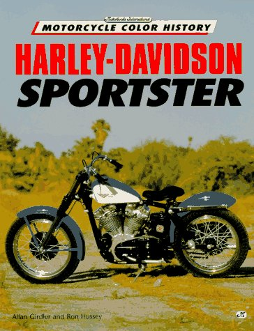 Harley-Davidson Sportster (Motorbooks International Motorcycle Color History)