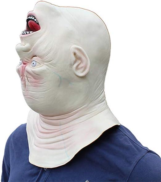 XBTECH Máscara de látex de Terror fácil de Respirar, Duradera ...