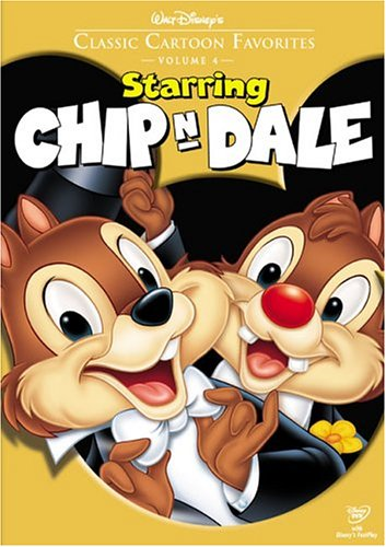 Chip and Dale movie collection