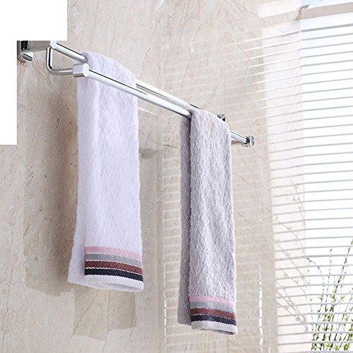 double-bar Towel rack/Bathroom accessories the bathroom/Towel Bar-B lovely