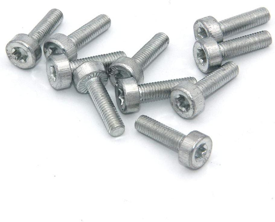 10x Torx Keilschraube Bolzen T27 5mmx18mm M5X18 für STIHL Kettensäge 9022 340