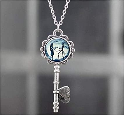 key necklaces for her