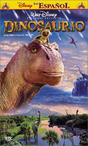 Dinosaur [USA] [VHS]: Amazon.es: Cine y Series TV