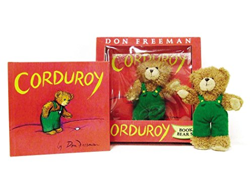 Books : Corduroy (Book and Bear)