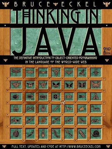 Thinking in Java (Prentice Hall (engl. Titel))