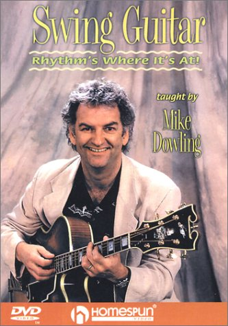 DVD-Swing Guitar- Rhythm's Where It's At!