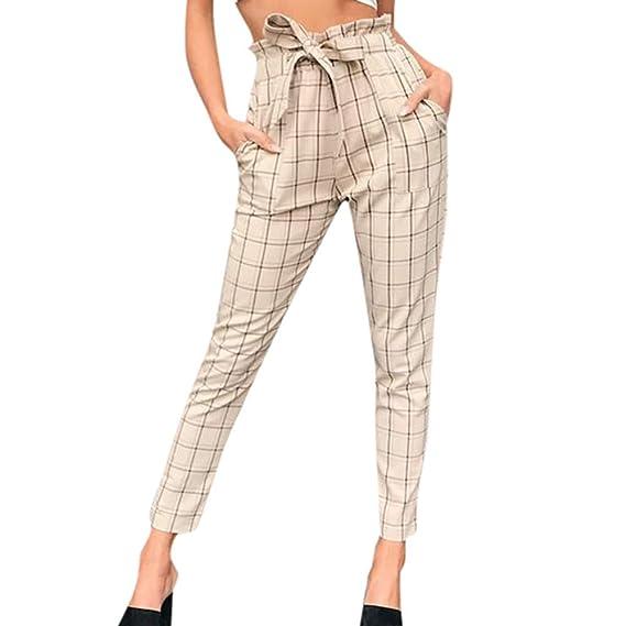 Pantalones De Harén Para Mujer Otoño Invierno 2018 Moda
