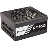 Corsair RMi Series, RM650i, 650 Watt (650W), Fully Modular Power Supply, 80+ Gold Certified, 10 year warranty