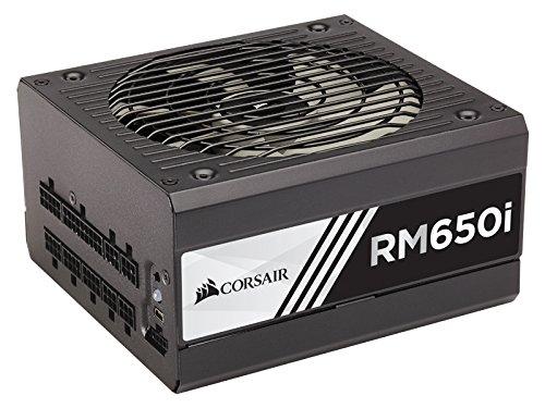 - Corsair RMi Series, RM650i, 650 Watt, 80+ Gold Certified, Fully Modular - Digital Power Supply