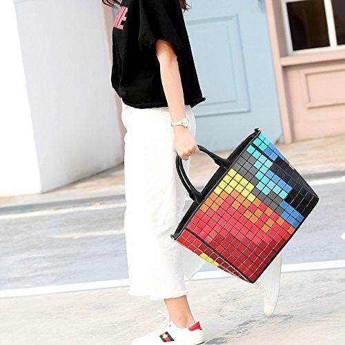 Messenger Diamond Meaeo Nouvelle Bag Pour Main Sac Main Femmes De Totes Mode Bandoulière À Sacs Femme À La Sacs Femme Ladies À 7zqwr7