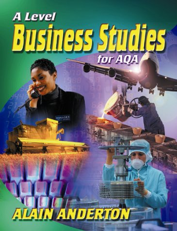 A Level Business for AQA
