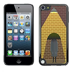 Dragon Case - FOR Apple iPod Touch 5 - True love - Caja protectora de pl??stico duro de la cubierta Dise?¡Ào Slim Fit