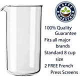 Kaffe Maestro Universal French Press Replacement
