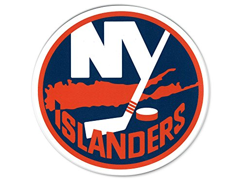 WinCraft NHL New York Islanders Perfect Cut Color Decal, 8