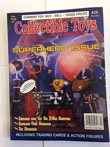 Collectible Toy & Values Monthly Volume 1 Issue #25