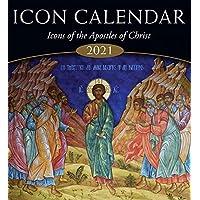 2021 Orthodox Icon Calendar [New Calendar Dates]