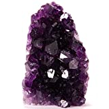 SUPERIOR Amethyst Cluster - 1 lb to 1.5 lbs