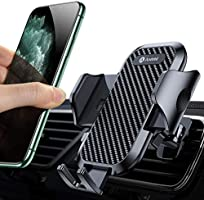 Andobil Car Phone Mount Ultimate Smartphone Car Air Vent Holder Easy Clamp Cradle Hands-Free Compatible with iPhone 11/11...