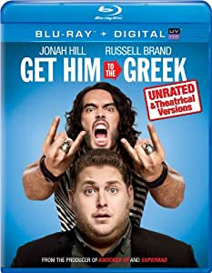 Get Him to The Greek (Unrated Blu-ray + Digital Copy + UltraViolet)