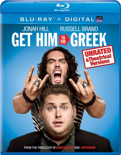 Get Him to The Greek [Blu-ray] (Christina Aguilera Get Him To The Greek)