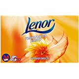 Lenor Summer Breeze Tumble Dryer Sheets, Pack of 34