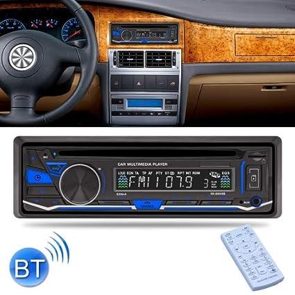 HITSAN INCORPORATION Car CD DVD Player Radio Stereo Bluetooth MP3