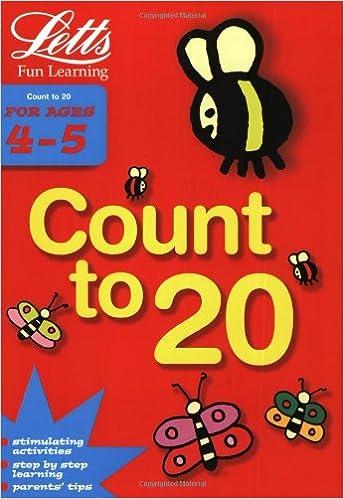 amazon pre school fun farmyard learning count to 20 4 5 letts
