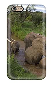 Awesome Case Cover/iphone 6 Defender Case Cover(elephant)