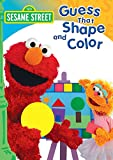 DVD : Sesame Street: Guess That Shape and Color