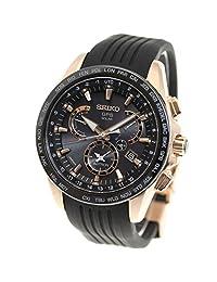 SEIKO ASTRON Men's Watch Solar GPS satellite Radio Fix SBXB055