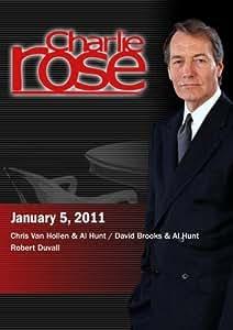 Charlie Rose - Chris Van Hollen & Al Hunt / David Brooks & Al Hunt / Robert Duvall  (January 5, 2011)